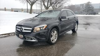 Used 2015 Mercedes-Benz GLA 4MATIC 4dr GLA250 | Navi | Premium Package for sale in Vaughan, ON