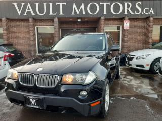 Used 2007 BMW X3 AWD 4dr 3.0i for sale in Brampton, ON