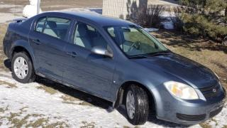 Used 2006 Chevrolet Cobalt 4DR SDN LT for sale in Brampton, ON