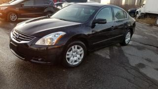 Used 2012 Nissan Altima 4dr Sdn I4 2.5 S for sale in Scarborough, ON