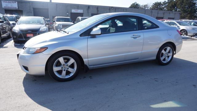 2008 Honda Civic LX COUPE AUTO CERTIFIED 2YR WARRANTY *FREE ACCIDENT* CRUISE AUX ALLOYS