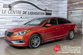Used 2015 Hyundai Sonata 2.0T Ultimate w/Colour Pack for sale in Laval, QC