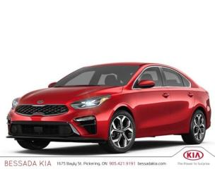 New 2020 Kia Forte Sedan EX IVT for sale in Pickering, ON