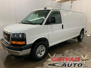 Used 2019 GMC Savana CARGO A/C Camera de recul 4.3L for sale in Trois-Rivières, QC