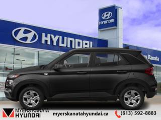 New 2020 Hyundai Venue Essential IVT  - $133 B/W for sale in Kanata, ON