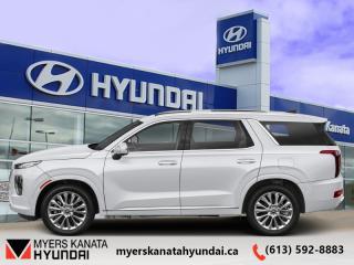 New 2020 Hyundai PALISADE Ultimate AWD 7 Pass  - $345 B/W for sale in Kanata, ON