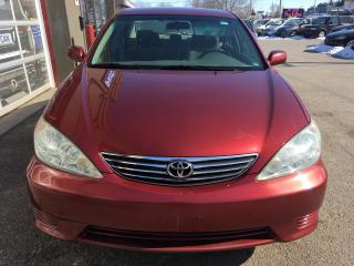 Used 2005 Toyota Camry LE for sale in Kitchener, ON
