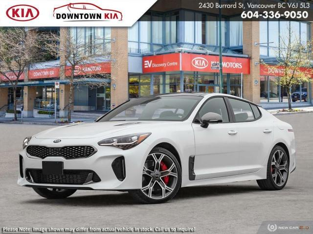 2020 Kia Stinger GT Limited RED INT.
