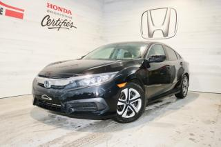 Used 2017 Honda Civic LX 4 PORTES for sale in Blainville, QC