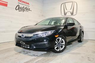 Used 2018 Honda Civic LX 4 PORTES for sale in Blainville, QC