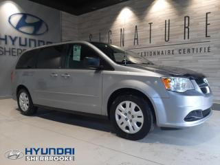 Used 2013 Dodge Grand Caravan SXT STOW'N'GO + AIR CLIM + CRUISE for sale in Sherbrooke, QC