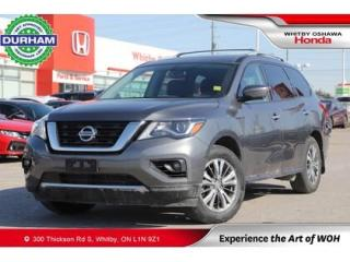 Used 2018 Nissan Pathfinder for sale in Whitby, ON