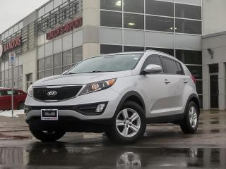 Used 2015 Kia Sportage LX FWD for sale in London, ON