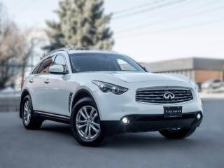 Used 2011 Infiniti FX35 NAVIGATION I BACK UP for sale in Toronto, ON