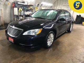 Used 2012 Chrysler 200 Remote start * Keyless entry * Heated mirrors * Climate control * Tilt steering * Cruise control * Traction control * Intermittent wipers * Power wind for sale in Cambridge, ON