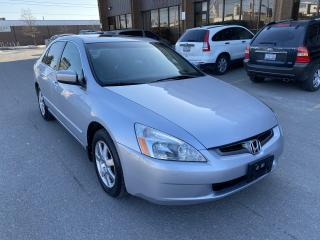 Used 2005 Honda Accord Sdn EX I V6 I NO ACCIDENT for sale in Toronto, ON
