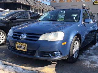 Used 2009 Volkswagen City Golf 4dr HB Auto for sale in Scarborough, ON