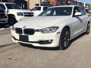 Used 2012 BMW 3 Series 4dr Sdn 328i RWD for sale in Scarborough, ON