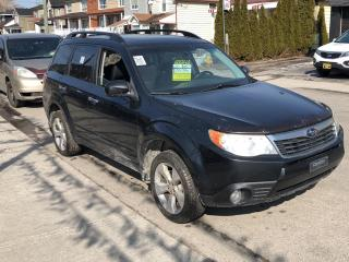 Used 2010 Subaru Forester 5dr Wgn Auto 2.5X *Ltd Avail* for sale in Scarborough, ON