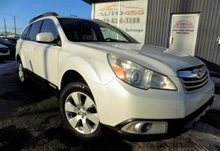 Used 2011 Subaru Outback ***PZEV,AWD,AUTOMATIQUE,A/C,BLUETOOTH*** for sale in Longueuil, QC