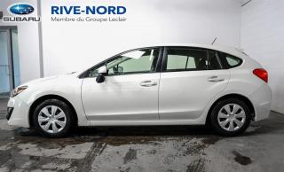 Used 2016 Subaru Impreza BLUETOOTH+CAM.RECUL+A/C for sale in Boisbriand, QC