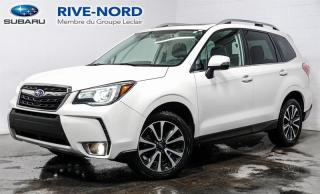Used 2018 Subaru Forester XT Limited EyeSight NAVI+CUIR+TOIT.OUVRANT for sale in Boisbriand, QC