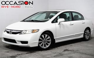 Used 2011 Honda Civic EX-L CUIR+TOIT.OUVRANT+MAGS for sale in Boisbriand, QC