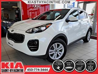 Used 2018 Kia Sportage LX AWD ** CAMÉRA DE RECUL / MAGS for sale in St-Hyacinthe, QC
