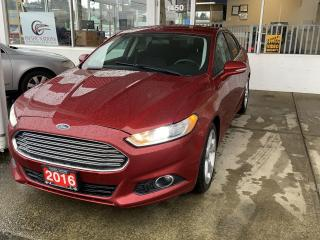 Used 2016 Ford Fusion 4dr Sdn SE FWD for sale in Campbell River, BC