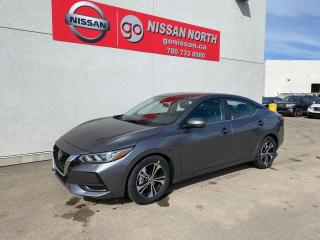 New 2020 Nissan Sentra SV for sale in Edmonton, AB