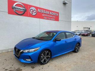 New 2020 Nissan Sentra SR for sale in Edmonton, AB