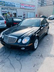 Used 2008 Mercedes-Benz E-Class 3.0L for sale in Scarborough, ON