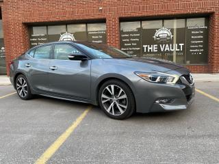 Used 2017 Nissan Maxima SL for sale in Concord, ON