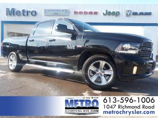 Used 2014 RAM 1500 SPORT for sale in Ottawa, ON
