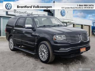 Used 2015 Lincoln Navigator for sale in Brantford, ON