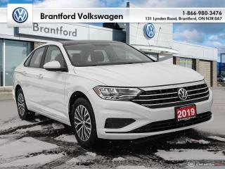 Used 2019 Volkswagen Jetta Highline 1.4T 8sp at w/Tip for sale in Brantford, ON