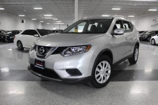Used 2016 Nissan Rogue AWD I NO ACCIDENTS I REAR CAM I KEYLESS ENTRY I POWEROPTIONS for sale in Mississauga, ON