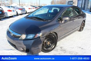 Used 2011 Honda Civic SE for sale in Laval, QC