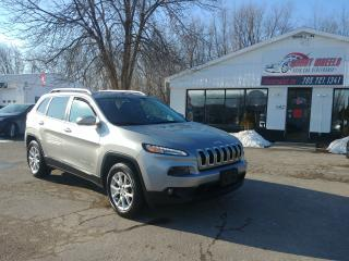 Used 2017 Jeep Cherokee North for sale in Barrie, ON