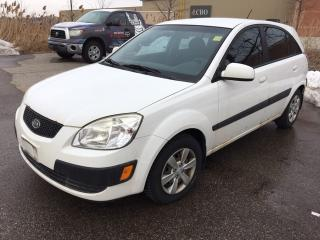 Used 2008 Kia Rio5 EX - AUTO|A/C|POWER PACKAGE|TINTED WINDOWS for sale in Ancaster, ON