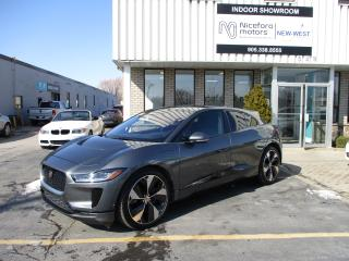 Used 2019 Jaguar I-PACE First Edition / HSE / EV400 AWD for sale in Oakville, ON