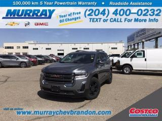 New 2020 GMC Acadia AT4 for sale in Brandon, MB