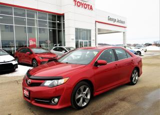 Used 2014 Toyota Camry SE for sale in Renfrew, ON