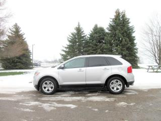 Used 2013 Ford Edge SEL- EcoBoost for sale in Thornton, ON