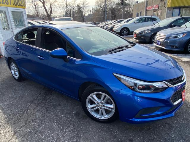 2017 Chevrolet Cruze LT/ SUNROOF/ REVERSE CAM/ ALLOYS/ PWR GROUP & MORE