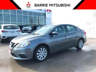 Used 2018 Nissan Sentra SV for sale in Barrie, ON