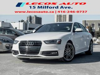 Used 2013 Audi A4 SLine for sale in North York, ON