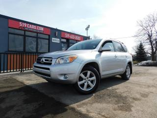 Used 2007 Toyota RAV4 LIMITED|LEATHER|SUNROOF|4WD for sale in St. Thomas, ON
