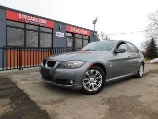 Used 2010 BMW 3 Series 328i xDrive|LEATHER|SUNROOF| for sale in St. Thomas, ON
