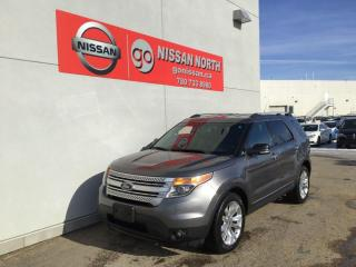 Used 2011 Ford Explorer XLT 4dr 4WD Sport Utility Vehicle for sale in Edmonton, AB